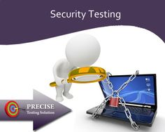 Security testing is used to check whether  information system is protecting data and maintain its functionality or not. Precise testing solution has highly skilled engineer in security testing they will help you to secure all your information in a systematic manner and protects you from data threat.
