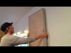 """Beautiful, Scientifically proven """"DIY"""" Bass Traps and Acoustic Panels from Ready Acoustics - YouTube"""