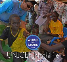 Nothilfe: Masernausbruch im Süd Sudan http://www.believeinzero.at/world-we-share/nothilfe-masernausbruch-im-sued-sudan/