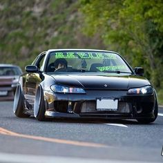 #silvia #s15 #nissan #cambered #stanced