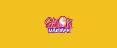 Salon Makeover. Logo for Google account. #girlgameslogo