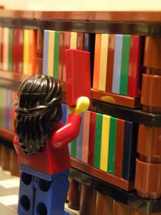 lego library!