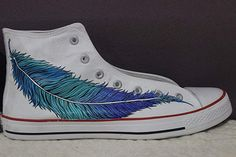 Canvas Shoes Men Women Dreamcatcher Hand Painted High Top Fashion Sneaker  for Kids Unisex Adult 8a5b9e8b3