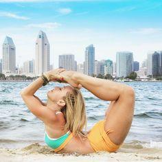 Enjoy The Amazing Ashtanga Yoga Practice - Yoga breathing Kino Yoga, Ashtanga Yoga, You Fitness, Health Fitness, Kino Macgregor, Increase Flexibility, The Life, Ballet Dance, Pilates