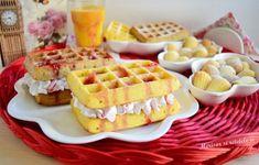 Waffles, Cooking, Breakfast, Food, History, Kitchen, Morning Coffee, Historia, Essen