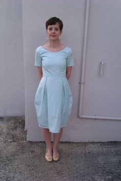 Elisalex Dress by By Hand London