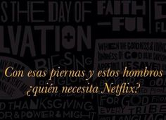 Pues siiiii!!!!! No podemos aventar series completas My Wife Is, Netflix, Dj, Company Logo, Faith, Good Things, Logos, Movie Posters, Hilarious