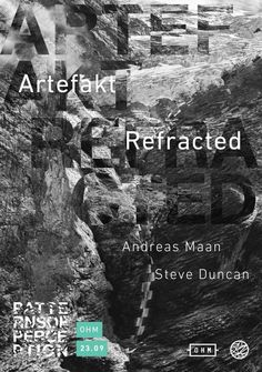 Patterns of Perception feat. Artefakt + Refracted