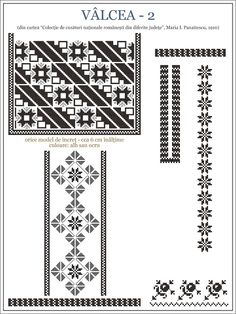 Stitcher's Revolution Iron-On Transfer Pattern for Embroidery, Roaring - Embroidery Design Guide Embroidery Motifs, Learn Embroidery, Vintage Embroidery, Machine Embroidery, Embroidery Designs, Cross Stitch Borders, Cross Stitch Designs, Cross Stitch Patterns, Fashion Illustration Vintage