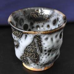 guinomi (sake cup )     ceramic works  : Keizo Hagihara