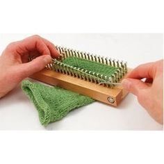 Knitting Loom Socks Knitting Board