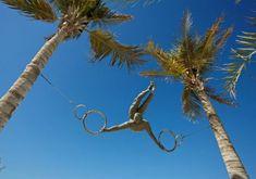 20 скульптур, которые бросают вызов гравитации | Newpix.ru - позитивный интернет-журнал