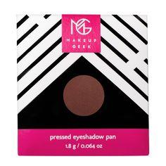 Makeup Geek Eyeshadow Pan in Cherry Cola