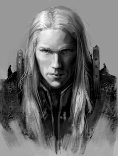 portrait study turned Arthas by BabushkaYaga.deviantart.com on @deviantART