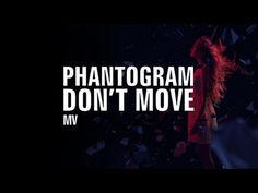 "PHANTOGRAM - ""Don't Move"" (Official Music Video)     Phantogram is a trip-hop/psych-pop duo which formed in 2007 in Saratoga Springs, New York, USA. Their music can be described as a culmination of unique street beat rhythms, psychedelic melodies and organic textures."