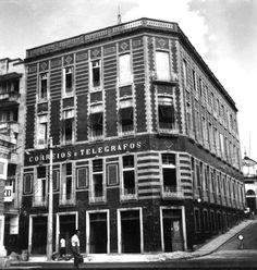 Agência dos Correios e Telégrafos. Multi Story Building, Manaus, Old Pictures, City, United States