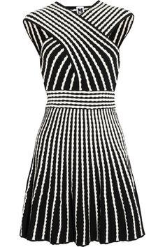 26b5964617f9 M Missoni - Two-tone knitted dress
