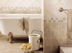 bathroom tile designs from florim usa ftd company san jose best shower design ideas ceramic Vintage Bathroom Floor, Neutral Bathroom Tile, Small Bathroom Tiles, Bathroom Tile Designs, Bathroom Flooring, Shower Ideas Bathroom Tile, Master Bathroom, Bath Remodel, Shower Remodel