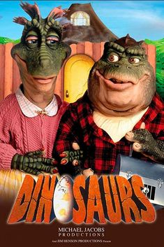 cartoon art tv shows Dinosaurs: The Complete Third and Fourth Seasons [DVD] 80s Kids Shows, 90s Kids, 90s Tv Shows, 90s Childhood, My Childhood Memories, Dinosaurs Tv Series, Kino Film, Old Shows, 90s Nostalgia
