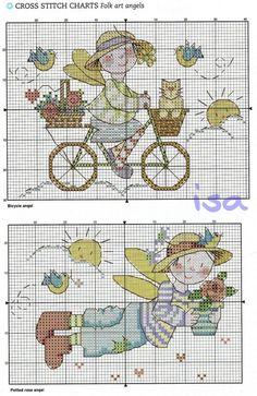 Gallery.ru / Фото #37 - The world of cross stitching 123 - tymannost