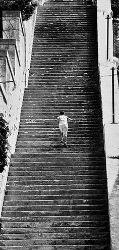 #STAIRS | The journey of life : #Italy - Apulia - Peschici 2008