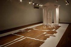 Peter Callesen Subtractive Papercraft Sculptures