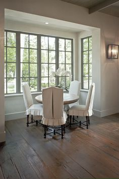Snazzy Dining Chair Slipcover Styles SlipcoversDining Room