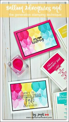 Balloon Adventures and the Generation Stamping Technique