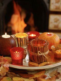 decorazioni per il tavolo giorno del ringraziamento - Cerca con Google