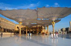 Al-Masjid al-Nabawī, Medina
