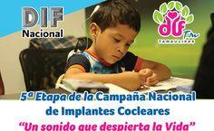 Invita DIF Tamaulipas a campaña de implantes cocleares - Metronoticias.com.mx