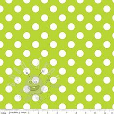 Lime Green Polka Dot Fabric - Riley Blake Medium Dot - Green and White Dot Fabric Polka Dot Fabric, Polka Dots, Farm Quilt, Space Fabric, Baby Crib Bedding Sets, Thing 1, Halloween Fabric, Images Wallpaper, Green Dot