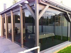 Cover, Balcony, Windows, Terraces, Railings, Outdoor Decor, Home Decor, Decks, Decoration Home