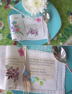 Under the Spotlight – Vicky Trainor Stationery & The Vintage Drawer Handkerchief Crafts, Vintage Drawers, Bacon Stuffed Mushrooms, Low Cost Wedding, Wedding Decorations On A Budget, Vintage Handkerchiefs, Needle Case, Pink Grapefruit, Some Ideas