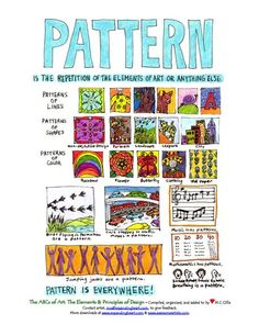 Pattern - Principles of Art