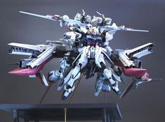 GUNDAM GUY: The Strike Gundam Sortie - GBWC 2015 Japan Entry Build [Updated 11/8/15] Gundam Toys, Lego Guns, Sf Movies, Strike Gundam, Custom Gundam, Mecha Anime, Super Robot, Custom Action Figures, Movie Props