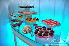 Dessert Table at Royal Palace Banquet Hall Glendale CA 818.502.3333