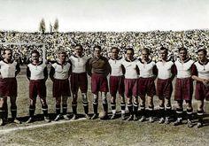 Equipos de fútbol: BAYERN MUNICH contra Eintracht Frankfurt 12/06/1932