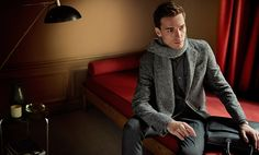 Ermenegildo Zegna FW 2016 catalogue: suits and accessories