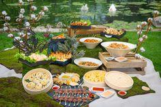 En Sushita te ofrecemos un exclusivo servicio de catering, con una una variedad fresca y divertida de comida oriental