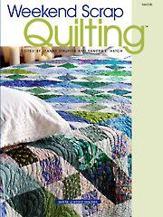 Quilt - Patterns - Out-of-Print Patterns - Weekend Scrap Quilting