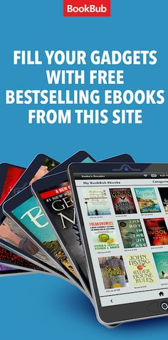 Discover great deals on bestselling ebooks for your Kindle, iPad, tablet, or eReader. Go to BookBub.com/pin.