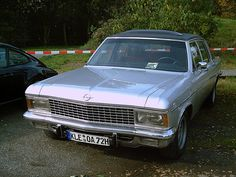Opel Admiral 2.8 1972 by jenskramer, via Flickr