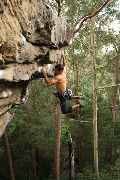 Rock Climbing in Summer now its time to take it to the next level!!!