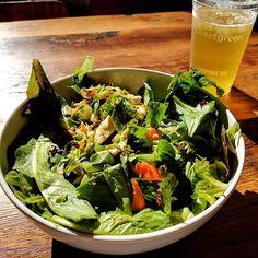 #eathealthy #organic #greens #comasaudavel #organicos #sweetgreens #tipsforfunoficial . Acesse www.tipsforfun.com 😉