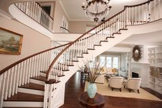Traditional Staircase design by Seattle Kitchen And Bath Signature Design & Cabinetry LLC