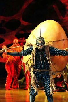 """Cirque du Soleil - """"Ovo"""""""