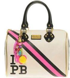 Shop Paul s Boutique Molly Polo Stripe Bag at ASOS. a3928b6a3d595