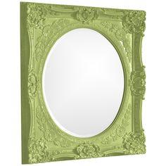 Howard Elliott Monique Green Mirror 51207MG
