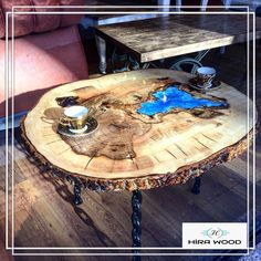 This is Awesome Resin Wood Table Project 53 image, you can read and see another amazing image ideas